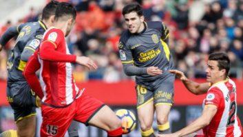 Girona  6 - 0  Las Palmas