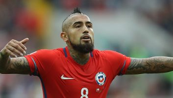 Chile 1 - 1 Australia