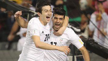 Qatar 0 - 1 Iran