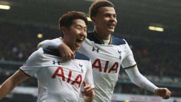 Tottenham Hotspur 6 - 0 Millwall