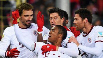 Freiburg 1 - 2 Bayern Munich