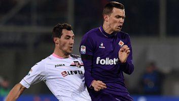 Fiorentina 2 - 1 Palermo