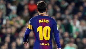 VIDEO Real Betis 0 - 5 Barcelona