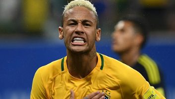 Brazil 2 – 1 Colombia