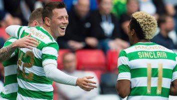Sunderland 0 – 5 Celtic