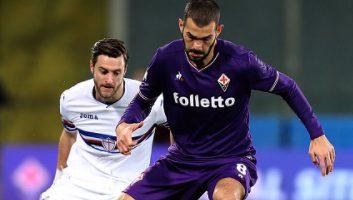 Fiorentina  3 - 2  Sampdoria