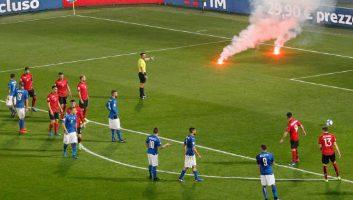 Italy 2 - 0 Albania