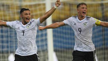Guinea U17 1 – 3 Germany U17