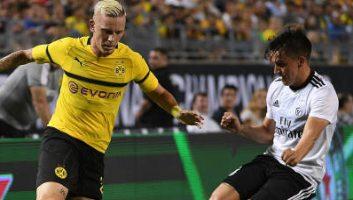 Borussia Dortmund 2 - 2 Benfica