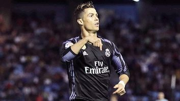 Celta Vigo 1 - 4 Real Madrid