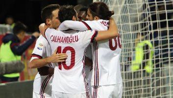 VIDEO Cagliari 1 - 2 AC Milan