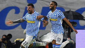 SPAL  2 - 0  Atalanta