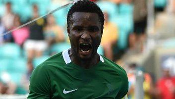 Nigeria 3 - 1 Algeria