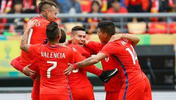 Iceland 0 - 1 Chile
