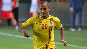 Romania  0 - 0  Montenegro