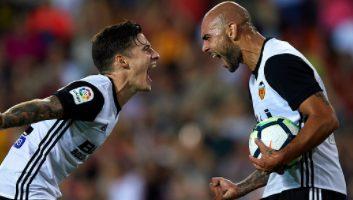 Valencia  5 - 0  Malaga