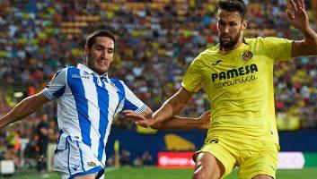 Villarreal  1 - 2  Real Sociedad