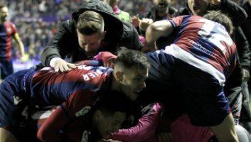 Levante  1 - 0  Malaga