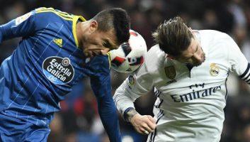 Real Madrid 1 - 2 Celta Vigo
