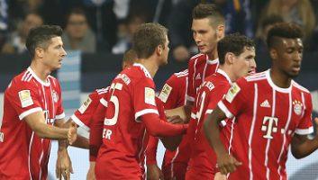 Schalke 04  0 - 3  Bayern Munich