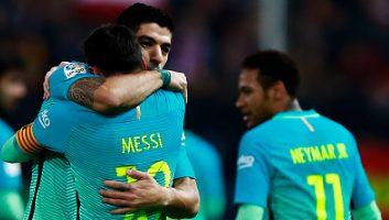 Atletico Madrid 1 - 2 Barcelona