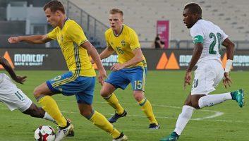 Sweden 1 - 2 Ivory Coast