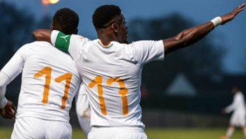 Togo  2 - 2  Ivory Coast