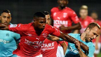 Nimes  3 - 1  Marseille