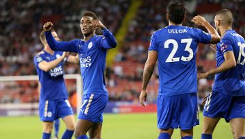 Sheffield United 1 - 4 Leicester City