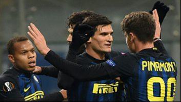 Inter 2 – 1 Sparta Prague
