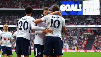 Tottenham Hotspur  1 - 0  AFC Bournemouth