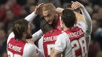 Ajax 1 – 0 Excelsior