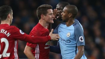 Manchester City 0 - 0 Manchester United