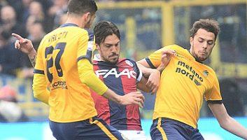 Bologna  2 - 0  Hellas Verona
