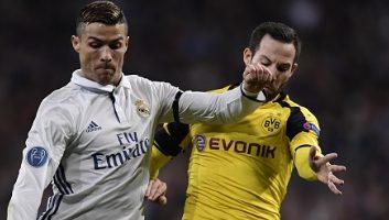 Real Madrid 2 - 2 Borussia Dortmund