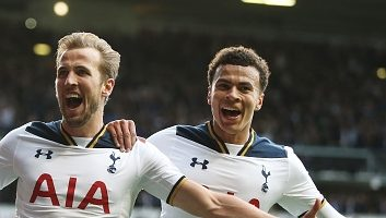 Tottenham Hotspur 2 - 0 Arsenal