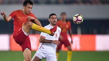 China  0 - 2  Serbia