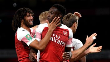 Arsenal  3 - 1  Brentford