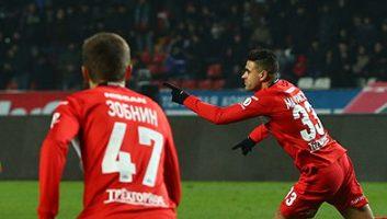Terek Grozny 0 – 1 Spartak Moscow