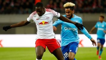 RasenBallsport Leipzig  1 - 0  Marseille