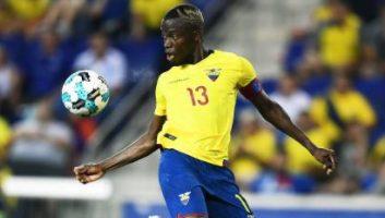 Ecuador 3 - 0 El Salvador