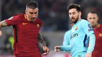 Roma 3 - 0 Barcelona