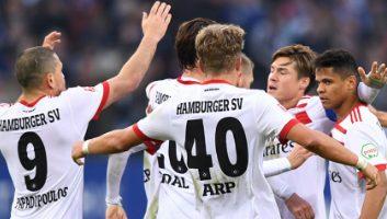 Hamburger SV  3 - 1  VfB Stuttgart