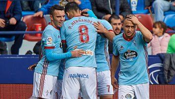 Levante  0 - 1  Celta Vigo