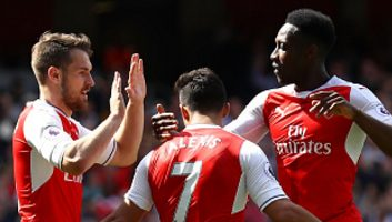 Arsenal 3 - 1 Everton