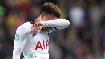Tottenham Hotspur 2 - 2 Watford