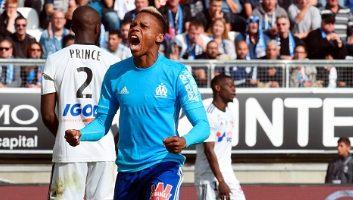 Amiens  0 - 2  Marseille