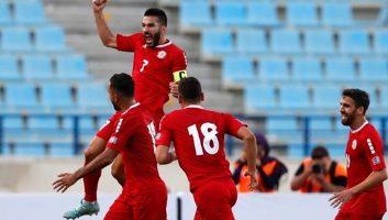 Lebanon 5 – 0 North Korea
