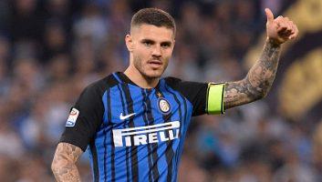 Lazio  2 - 3  Inter