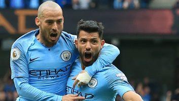 Manchester City  6 - 1  Huddersfield Town